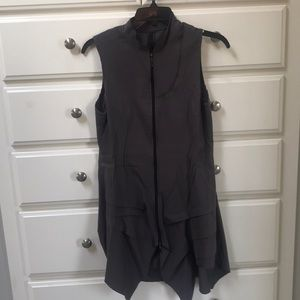 Jackets & Blazers - No Label Vest